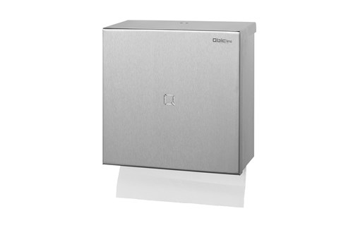 Qbic QPT3 SSL C/ZZ Paper Towel Dispenser