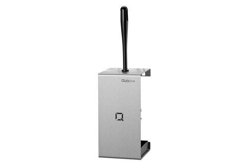 Qbic QTBH SSL WC-Bürstenhalter