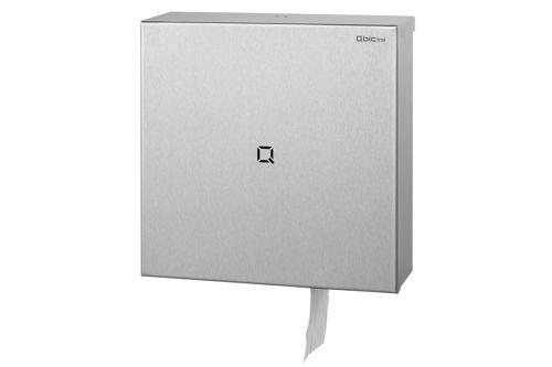 Qbic QTR1L SSL Jumbo-Roll Toilet Tissue Dispenser