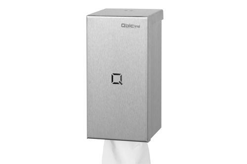 Qbic QTT2 SSL Toilet Tissue Cabinet