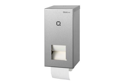 Qbic QTR2C SSL Coreless Toilet Roll Dispenser