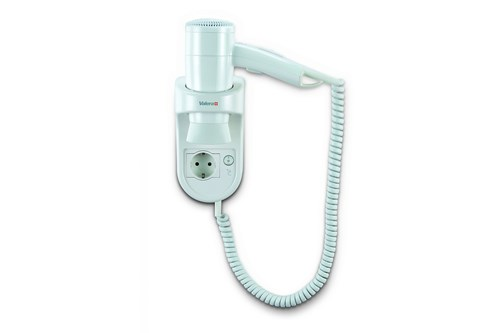 Valera 53303/032,PREMIUM Hair Dryer with Spiral Cord and Socket