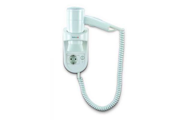 Valera 53305/032,PREMIUM SMART wandhaardroger met stopcontact 16A