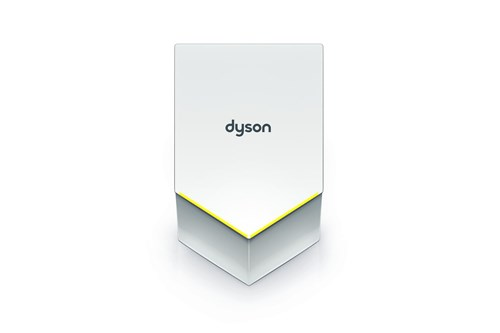 Dyson Airblade V HU02,V-QUIET Hand Dryer White