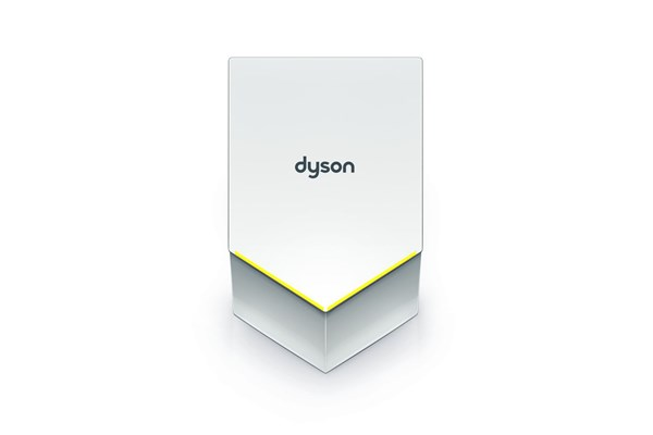 Dyson Airblade V HU02,V-QUIET Hand Dryer White