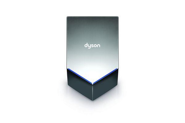 Dyson Airblade V HU02,V-QUIET Hand Dryer Nickel