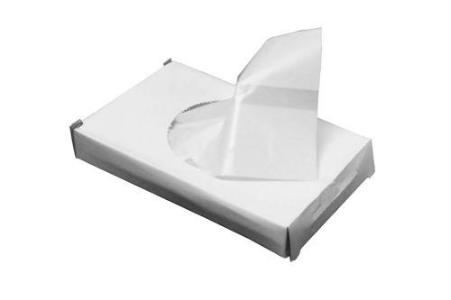 SPARKLE,2001006 plastic hygienezakjes 25x30 zakjes