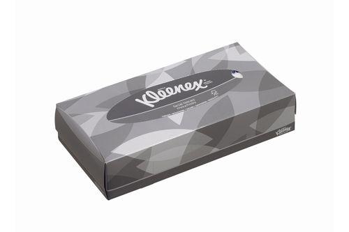 Kimberly-Clark KLEENEX,8835 facial tissue 21x100 vel