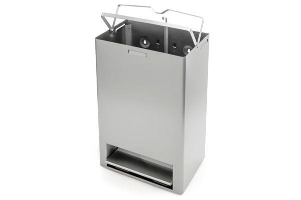SanTRAL FBU 40 E AFP afvalbak met voetbediening 40 liter
