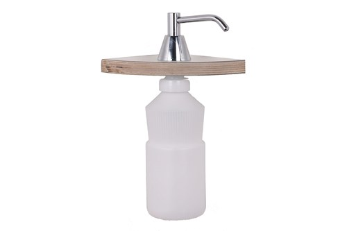 Mediclinics DJT118 Tabletop Soap Dispenser 950 ml