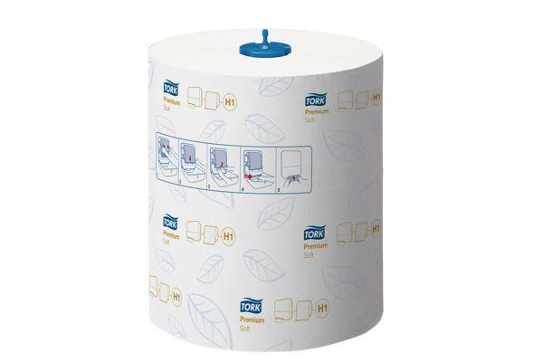 Tork 290016,PREMIUM H1 Matic handdoekrollen 6x100m