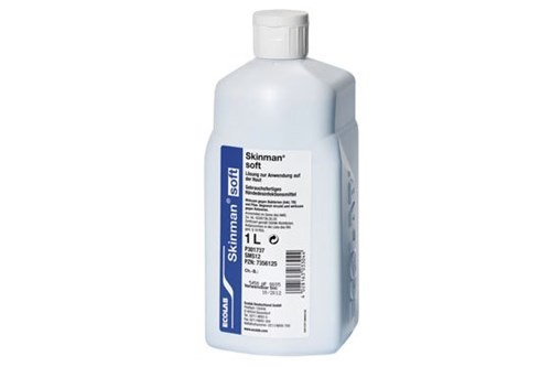Ecolab SKINMAN SOFT PROTECT Hand Disinfectant 1x1000 ml