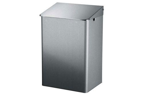MediQo MQWB15E gesloten afvalbak 15 liter