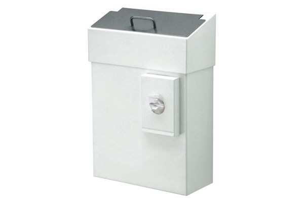 MediQo MQHB10P hygiëne afvalbak 10 liter