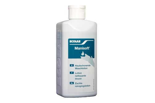 Ecolab MANISOFT Washing Lotion 1x500 ml