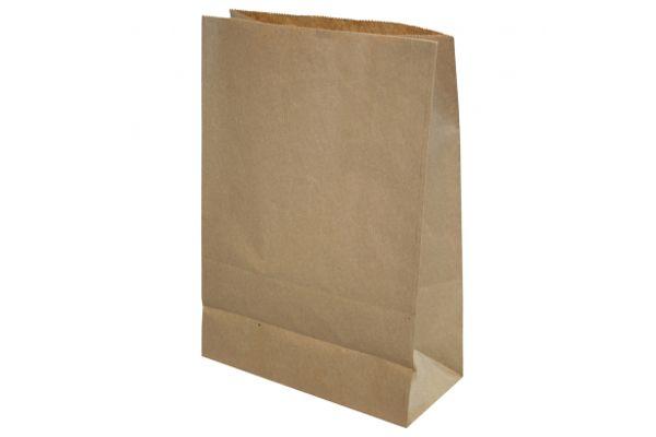 SPARKLE,9110197 papieren afvalzak bruin 250 stuks