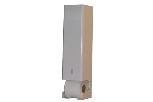 MediQo-line RAC 99 P Spare Toilet Roll Holder For 5 Rolls