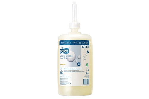 Tork 420401,PREMIUM S1 Oil & Grease 6x1000 ml.