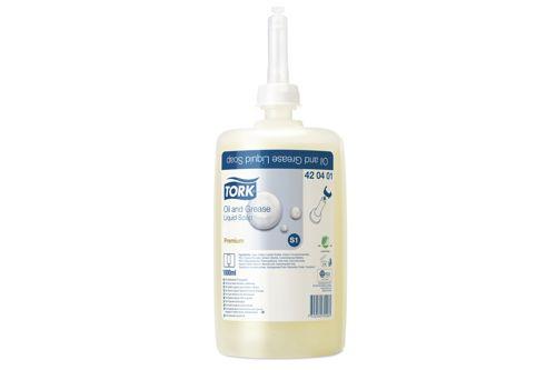 Tork 420401,PREMIUM S1 Oil and Grease Liquid Soap,6x1000ml