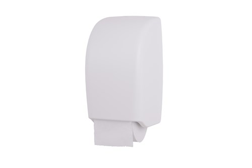 PlastiQline PQSTWIN System Toilet Roll Dispenser