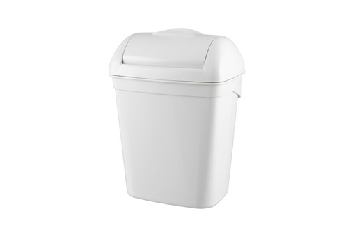 PlastiQline PQH8 damesverbandcontainer 8 liter
