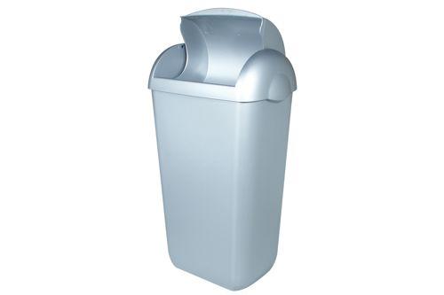 PlastiQline PQH23M hygiëne afvalbak 23 liter