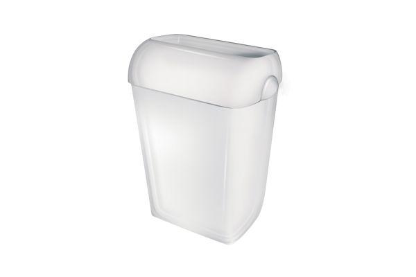 PlastiQ PQA23 half open afvalbak 23 liter