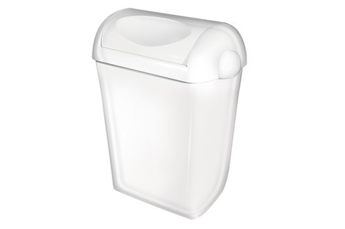 PlastiQ PQSA43 afvalbak met swingdeksel 43 liter