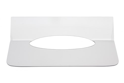 PlastiQline Exclusive PQXIP Adaptor Plate For Narrow Hand Towels