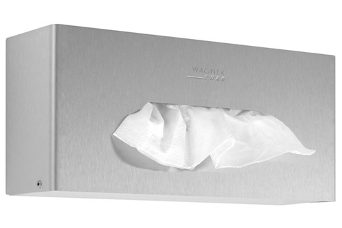 Wagner EWAR WP 118,A-LINE Tissue Dispenser for 1 Kleenex - box