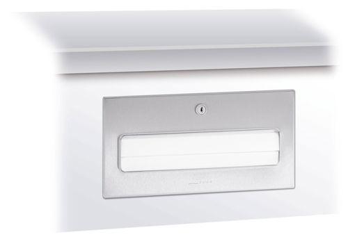 Wagner EWAR WP 166,A-LINE inbouw ZZ handdoekdispenser