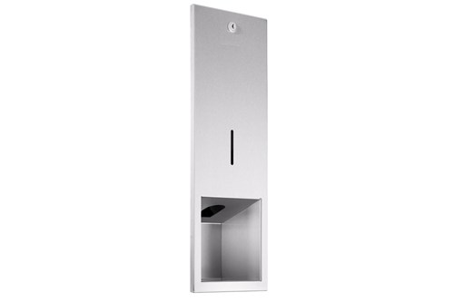Wagner EWAR WP 208E,A-LINE Recessed Automatic Soap Dispenser