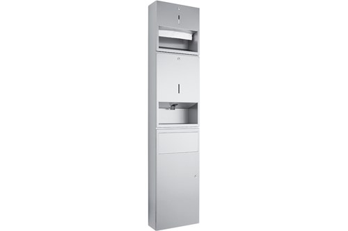 Wagner EWAR WP 510,A-LINE combinatie zeep/ZZ papier/afval