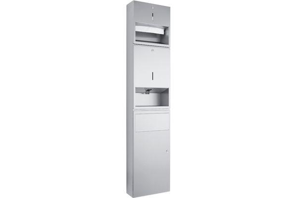 Wagner EWAR WP 510-5,A-LINE combinatie foamzeep/ZZ papier/afval