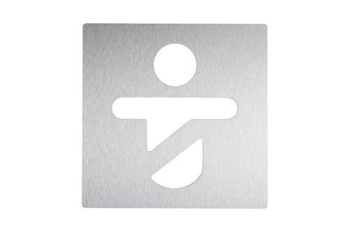 Wagner EWAR AC 420 Child pictogram - Self-adhesive