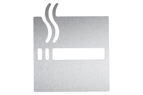 Wagner EWAR #AC 450 Smoking pictogram - Self-adhesive