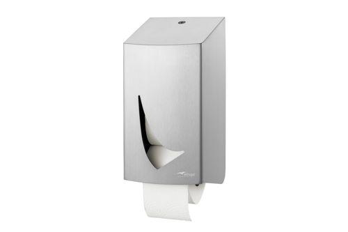 Wings WIN TR2C SAL toiletroldispenser voor 2 rol, kokerloos