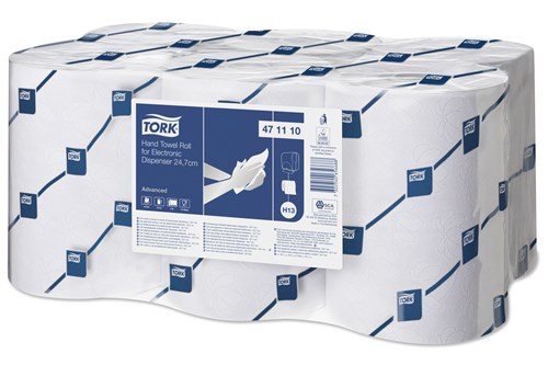 Tork 471110,H13 Advanced handdoekrollen 6x143m