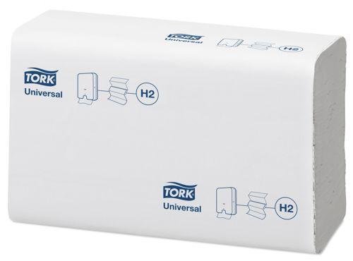 Tork 150299,H2 Universal Multifold handdoeken 20x237vel