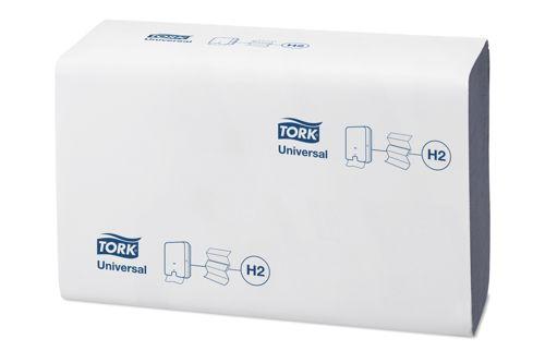 Tork 150388,UNIVERSAL H2 Multifold handdoeken 20x237vel