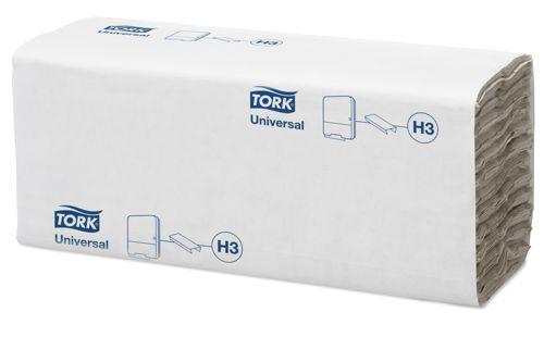 Tork 120181,H3 C-fold Hand towels, 1-ply, 24x192pcs