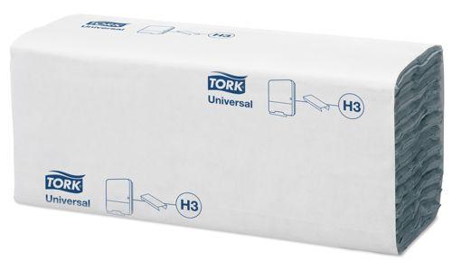 Tork 120188,H3 C-fold Hand towels, blue, 24x192pcs