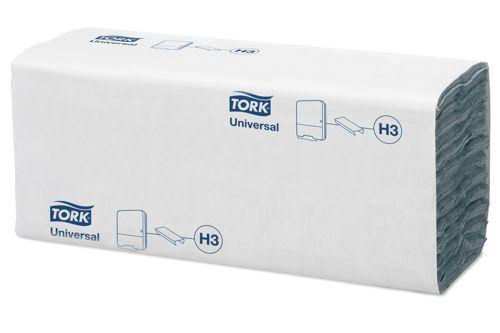 Tork 120188,UNIVERSAL H3 C-fold Hand Towels, 24x192pcs