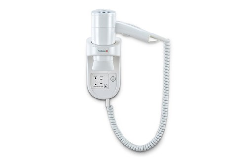 Valera 53305/032,PREMIUM Hair Dryer White, Cable+Shaver Socket