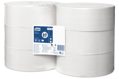 Tork 110162,T1 Advanced jumbo toilet roll 6x500m