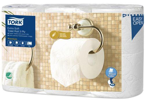 Tork 110318,T4 Premium toiletrollen 42x170 vel