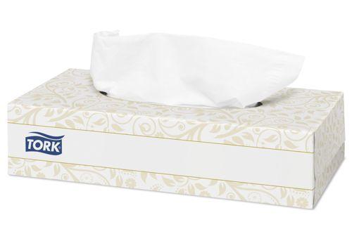 Tork 140280,PREMIUM F1 facial tissues 30x100 vel