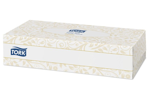 Tork 140280,PREMIUM F1 Kosmetiktücher 30x100 Blatt