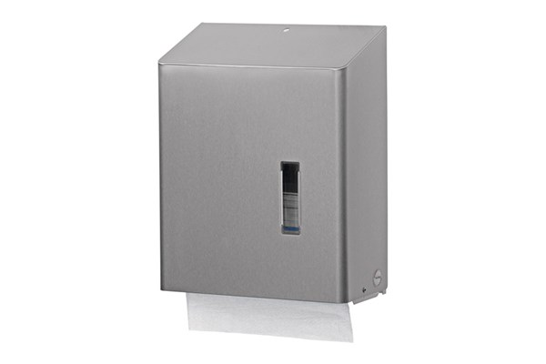 SanTRAL HSU 31 E AFP C/ZZ + Interfold Paper Towel Dispenser