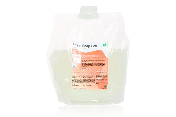 RAINBOW,PRZA02 Foam Soap Eco 8x800 ml Pouches